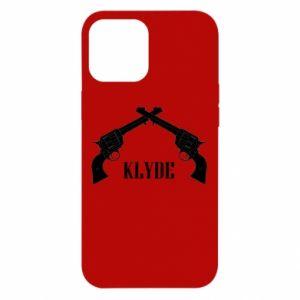 Etui na iPhone 12 Pro Max Gun Clyde