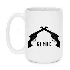 Mug 450ml Gun Clyde - PrintSalon