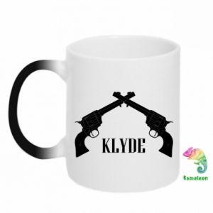 Kubek-kameleon Gun Clyde