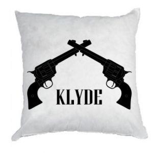 Poduszka Gun Clyde