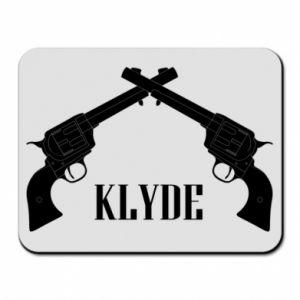 Mouse pad Gun Clyde