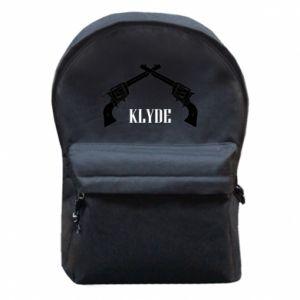 Plecak z przednią kieszenią Gun Clyde
