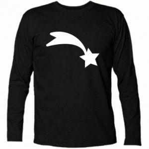 Koszulka z długim rękawem Spadająca gwiazda