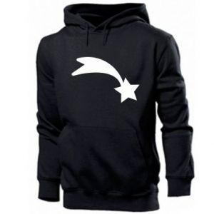 Men's hoodie Shooting star