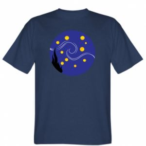 T-shirt Van Gogh's Starry Night