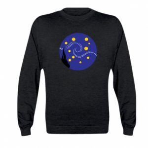 Bluza dziecięca Gwiaździsta noc Van Gogha