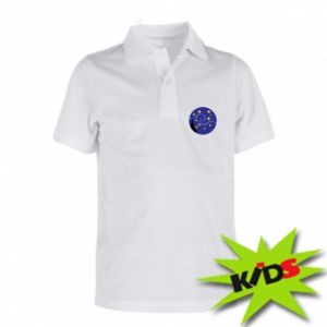 Children's Polo shirts Van Gogh's Starry Night