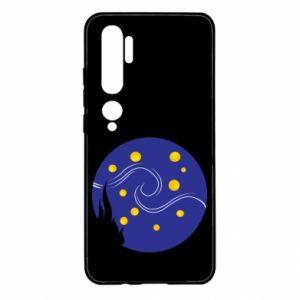 Etui na Xiaomi Mi Note 10 Gwiaździsta noc Van Gogha