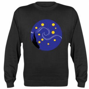 Bluza Gwiaździsta noc Van Gogha