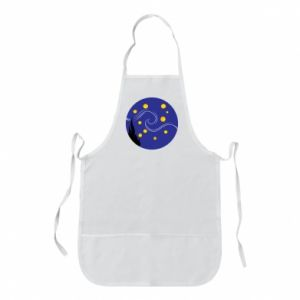 Apron Van Gogh's Starry Night
