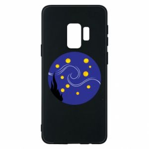Phone case for Samsung S9 Van Gogh's Starry Night