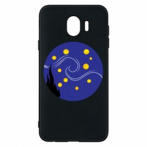 Phone case for Samsung J4 Van Gogh's Starry Night