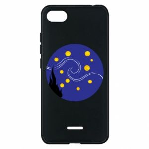 Phone case for Xiaomi Redmi 6A Van Gogh's Starry Night