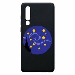 Phone case for Huawei P30 Van Gogh's Starry Night