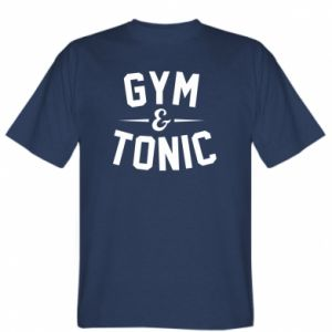 Koszulka Gym and tonic