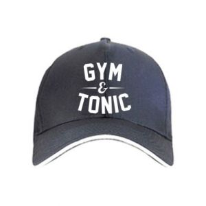 Czapka Gym and tonic