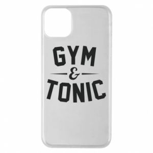 Etui na iPhone 11 Pro Max Gym and tonic