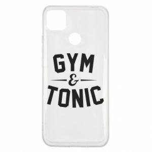 Xiaomi Redmi 9c Case Gym and tonic