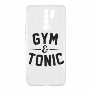 Xiaomi Redmi 9 Case Gym and tonic