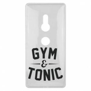 Sony Xperia XZ2 Case Gym and tonic