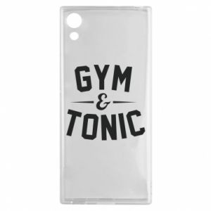 Sony Xperia XA1 Case Gym and tonic