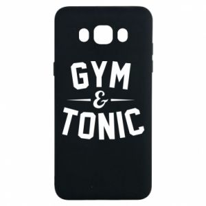 Samsung J7 2016 Case Gym and tonic