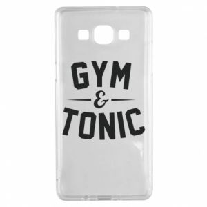 Samsung A5 2015 Case Gym and tonic