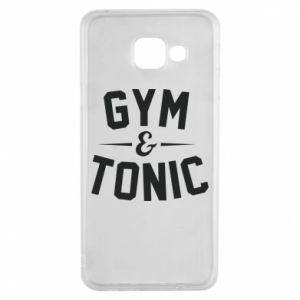 Samsung A3 2016 Case Gym and tonic