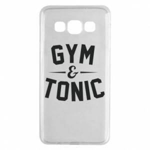 Samsung A3 2015 Case Gym and tonic