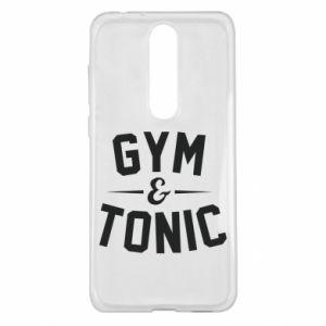 Nokia 5.1 Plus Case Gym and tonic