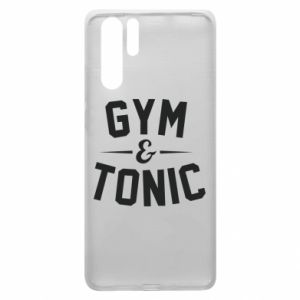 Huawei P30 Pro Case Gym and tonic