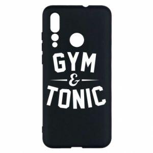 Huawei Nova 4 Case Gym and tonic