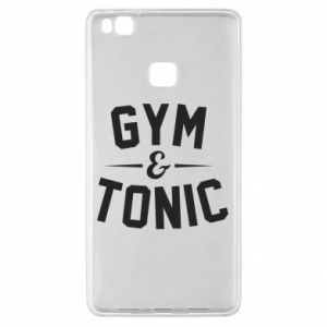 Huawei P9 Lite Case Gym and tonic