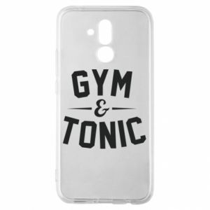 Huawei Mate 20Lite Case Gym and tonic