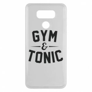 LG G6 Case Gym and tonic