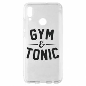 Huawei P Smart 2019 Case Gym and tonic