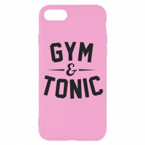 iPhone SE 2020 Case Gym and tonic