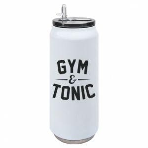 Thermal bank Gym and tonic