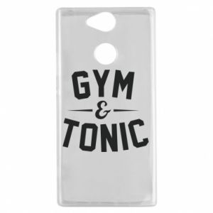 Sony Xperia XA2 Case Gym and tonic