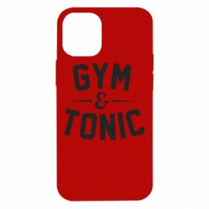 iPhone 12 Mini Case Gym and tonic
