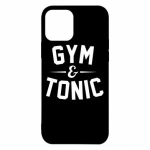 iPhone 12/12 Pro Case Gym and tonic