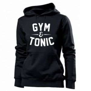 Damska bluza Gym and tonic