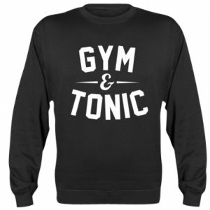 Bluza (raglan) Gym and tonic
