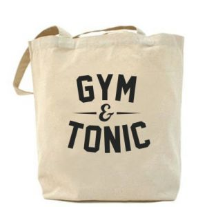 Torba Gym and tonic