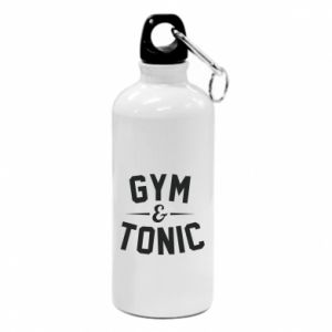 Water bottle Gym and tonic