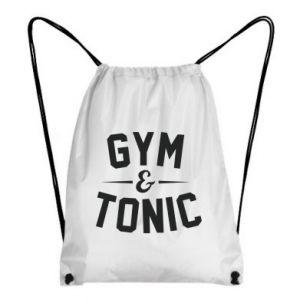 Backpack-bag Gym and tonic