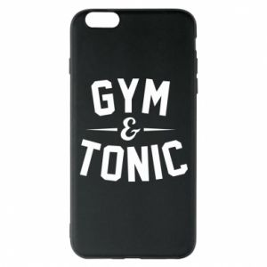 Etui na iPhone 6 Plus/6S Plus Gym and tonic