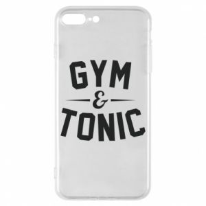 Etui na iPhone 8 Plus Gym and tonic