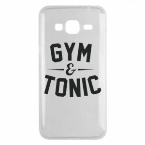 Etui na Samsung J3 2016 Gym and tonic