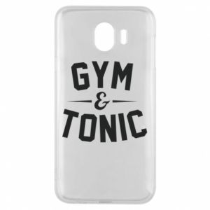 Etui na Samsung J4 Gym and tonic
